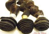 Pure virgin hair