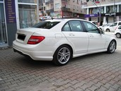 Mercedes C180 AMG just in 10.000 KM