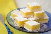 Lumiere's Lemon Squares