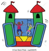 Don't forget about the Jumping Castle