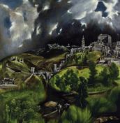"""""""View of Toledo"""""""