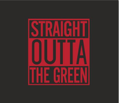"""Straight Outta the Green T-Shirts"""