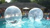 A jugar en el agua !!!