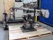 MOTOMAN WELDING ROBOT: