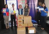 Mossack Fonseca: Recolecta de Libros a beneficio de la Fundación Pro Niños Darién