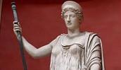 Demeter's daughter Persephone