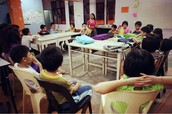 IT Education in Community Center