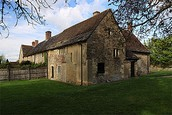 This is the noble/ lords house in the manor.
