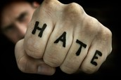 We Are Taught Hate