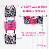 March/April Monthly Special!