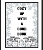 Cuddle up with a good book!