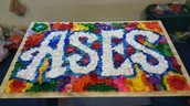 ASES's Earth Day Creation!