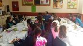 Unos 250 escolares de Arroyo de la Luz (Cáceres) participan en abril en la actividad 'Desayunos Saludables'