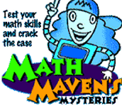 Math Maven Mysteries
