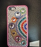 Savvy Girl iPhone 5s-5 Crystal Case