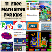 Free Math Websites for Kids