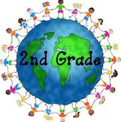 New 2nd Grade Teacher!