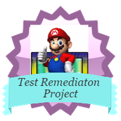 Test Remediation Projects