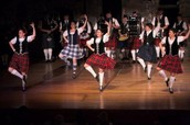 School of Highland dance