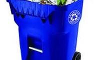 reciclar el cartón, la lata, el plastico, y el vidrio
