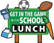 National School Lunch Week 10/11-10/14
