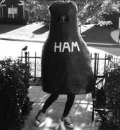 Halloween Pageant Ham, Now Hiring