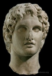 The Macedonian who Loved Greece. Alexander the Great!