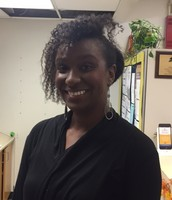 Welcome our newest Hornet, Ms. Williams!