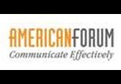 Contactate con American Forum