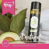 OLIVE MY LOVE MILD FACE CLEANSER
