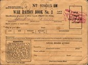 Rationing Book