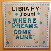 Laburnum Elementary School Library Media Center