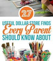 27 Useful Dollar Store Finds (for Teachers Too)