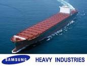 Samsung's Shipbuilding