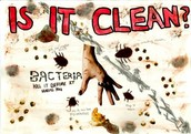 ASK YOURSELF, IS IT CLEAN?