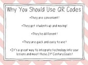 That is all that it takes. It is a very simple process. Now that you know the steps, here is why we should all use QR codes in our classrooms.