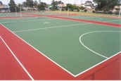 Our Netball Field