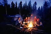 Field Trip & Indoor Camping
