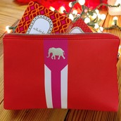 Elephant pouch £30