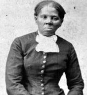 Harriet Tubman is a brave women wanting to help