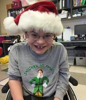 Santa's #1 Music Fan