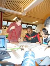 Lagere scholen van Berkenboom op bezoek