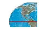 Mexico to the equator