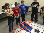 6th Grade Robotics team