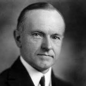 29. Calvin Coolidge