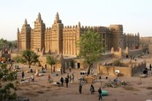 Timbuktu Ancient Mosques