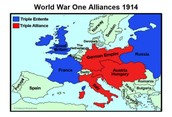 The Triple Alliance & The Triple Entente