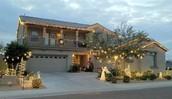 AZ Christmas lighting installation and removal | Phoenix