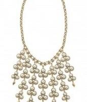 Dahlia necklace $52