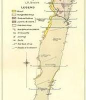 Map of Macquarie Island